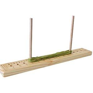 wooden fringer
