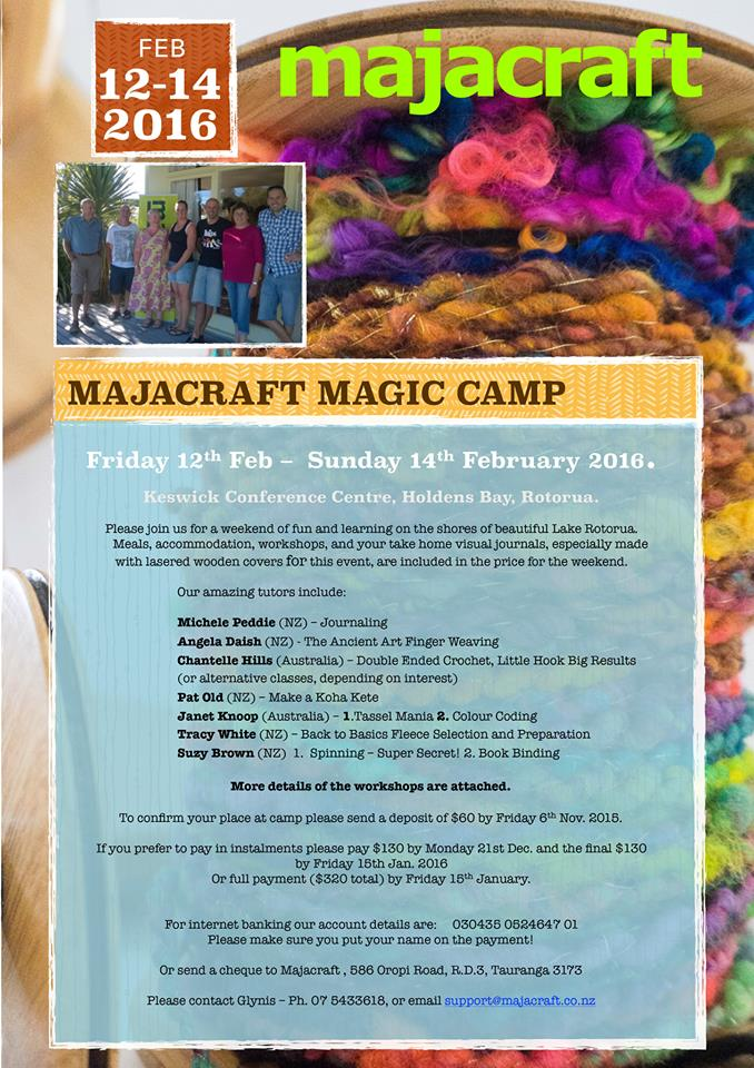 majacraft magic 2016