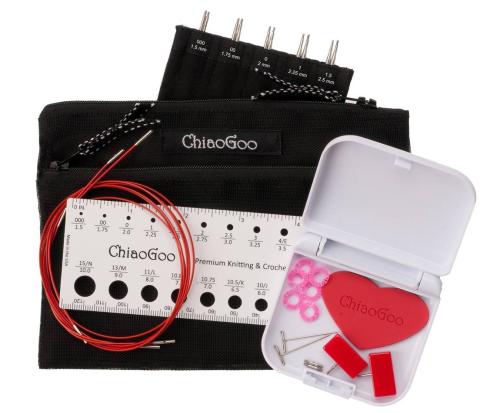 ChiaoGoo Mini Interchangeable Set